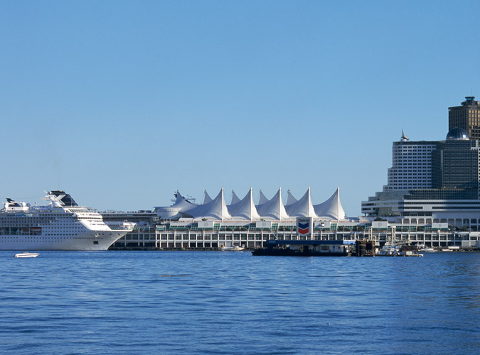 Canada Place – Vancouver