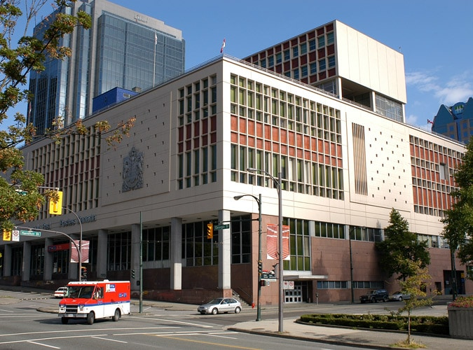 Canada Post – Downtown Vancouver