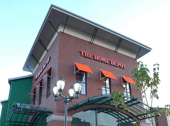 Park Royal Home Depot – West Vancouver