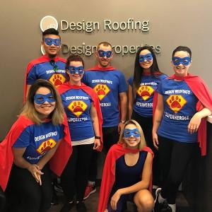 Design Woofing's Superheroes